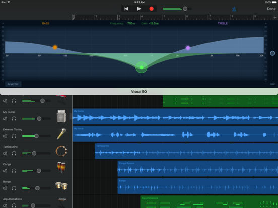 Start Making Music With GarageBand for IOS: Now Available For Free
