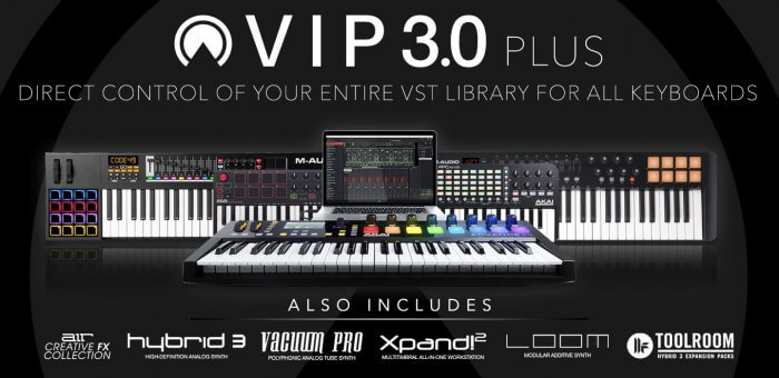 With The New AKAI VIP 3 0 Standard & Plus Software You Can