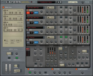 Propellerhead's New Layers Rack Extension Invite You To