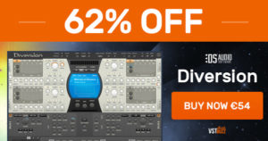 Dmitry Sches Flagship Synthesizer Diversion Is 62% OFF For Limited
