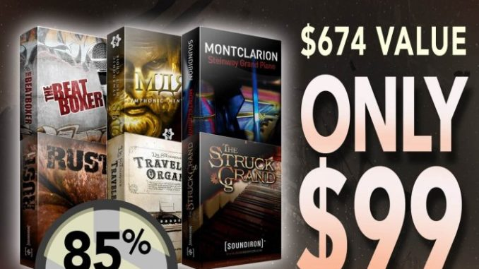 Best Audio Plugin (VST/AU/AAX) Deals You Need To Know!