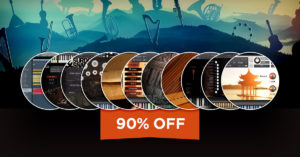 A Dream For Composers! 90% OFF The Orchestral Bundle For