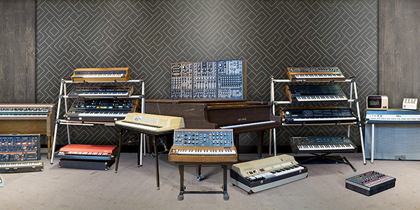 ARTURIA Introduced V-Collection 6: Buchla Easel, DX7