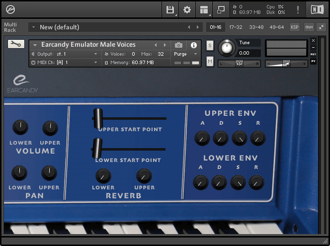 Male Voices - A Free Kontakt 5 Library With Male Voices Emulator Sounds