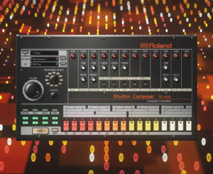 Roland Cloud 5 1 Update Features The TR-808 Rhythm Composer Plugin