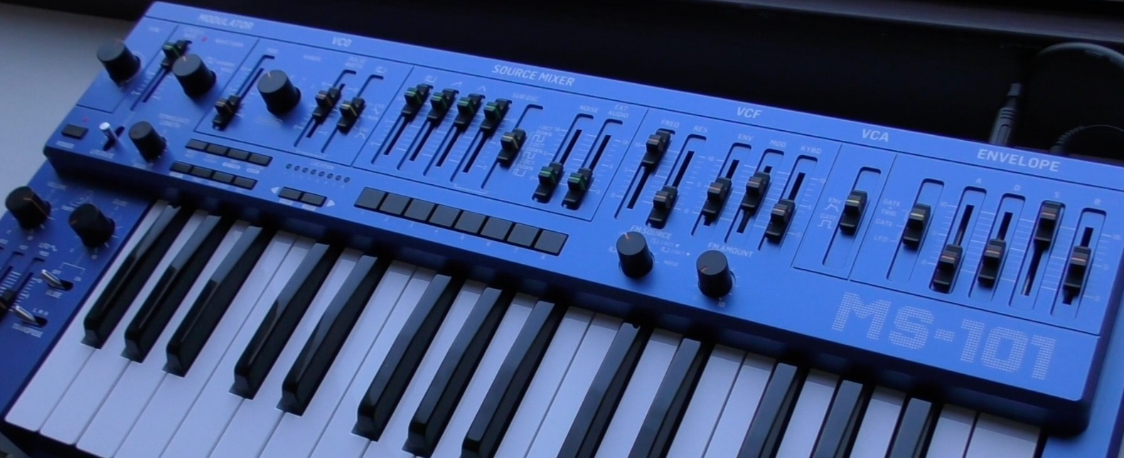 MS-101 - SYNTH ANATOMY