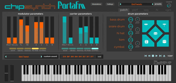 PortaFM - Plogue Brings Back The Iconic Yamaha PSS Synthesizers