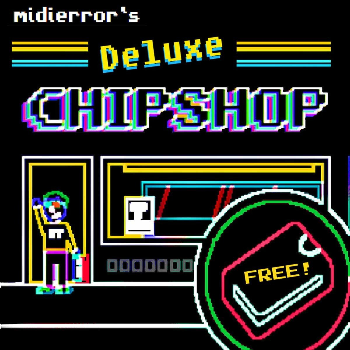 Midi Error Gives Away Over 1000 Chiptune Style Samples To Everyone!