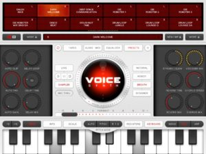 Voice Synth Version 5 Update For Ios Auv3 Macos App