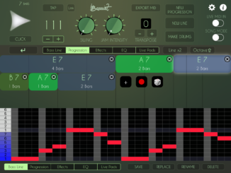 Audiomodern's Riffer Intuitive MIDI Tool That Generates
