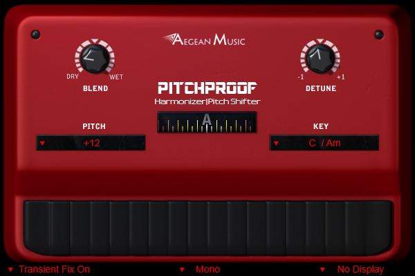 Pitchproof Is A New Free Pitch Shifter Plugin For PC & Mac