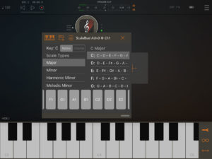 ScaleBud Is A MIDI Utility App With AUv3 Support For Chords & Scales!