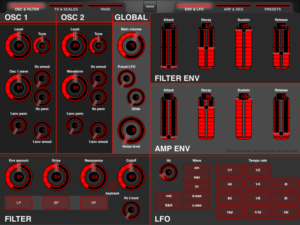 Free iPad Patch Editor Gives Access To All Parameters Of The