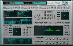 Rob Papen RAW-Kick Drum Synthesizer