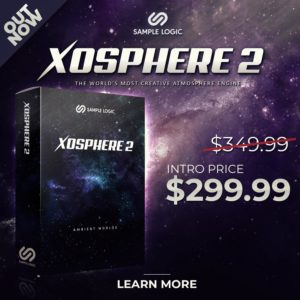 Sample Logic XOSPHERE 2