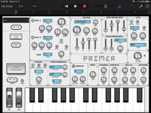 Audible Genius Primer Synth