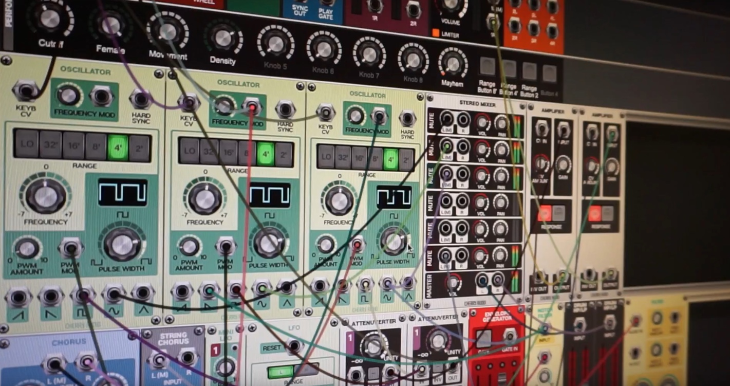 Voltage Modular Software Synthesizer Now Available For PC & Mac!
