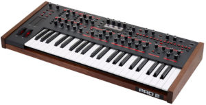 Sequential Pro 2 Synthesizer firmware 1.4