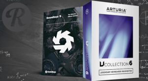 Arturia V-Collection 6 + Soundtoys 5 Effect Rack