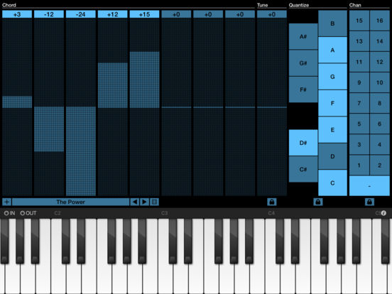 News: Laurent Colson QuantiChord AUv3 Chord Generator For iOS
