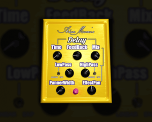 Adam Monroe Music Free Delay