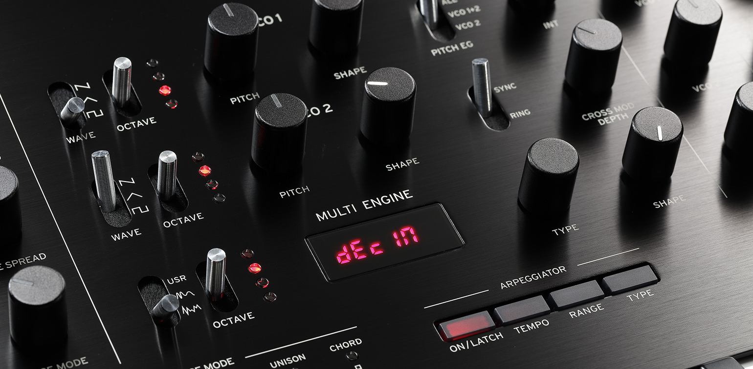News: KORG Prologue Firmware V 1 3 0 Includes Tuning Stability Fix!