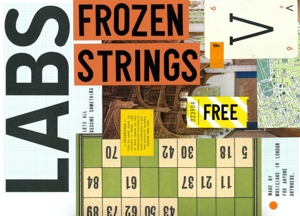 Spitfire Audio LABS Frozen Strings