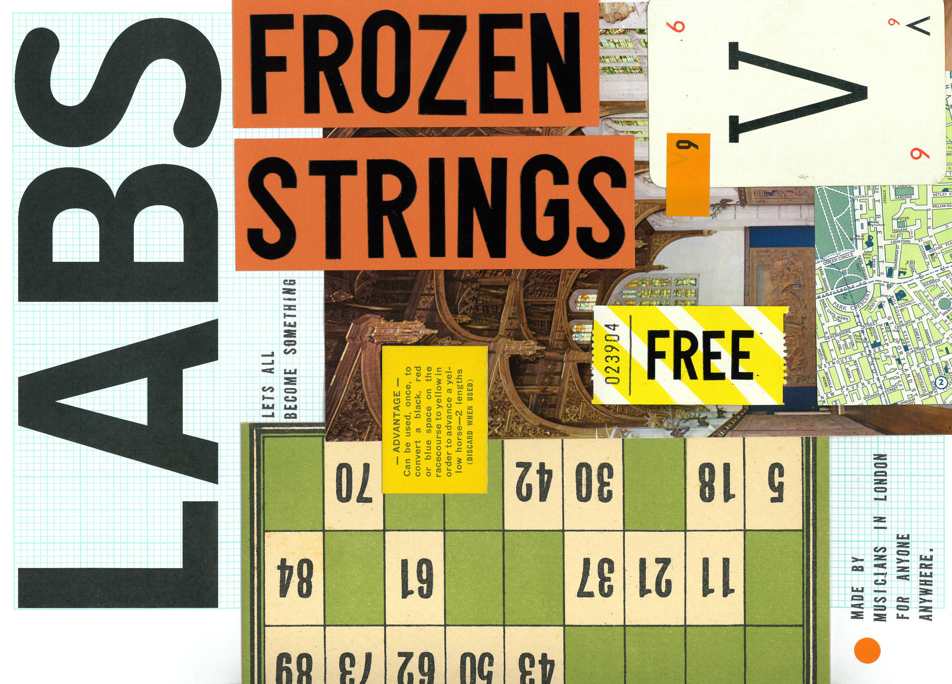 News: Spitfire Audio LABS Frozen Strings Free Expansion