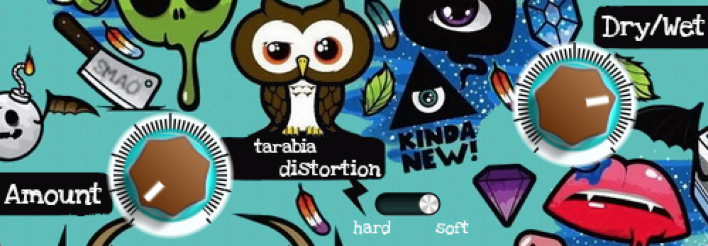 Tarabia Distortion free distortion