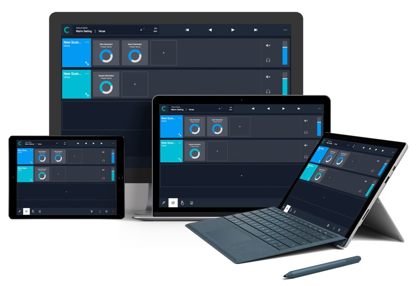 News: Camelot Pro (PC/Mac/iOS) Controller App Live Keyboard Player!
