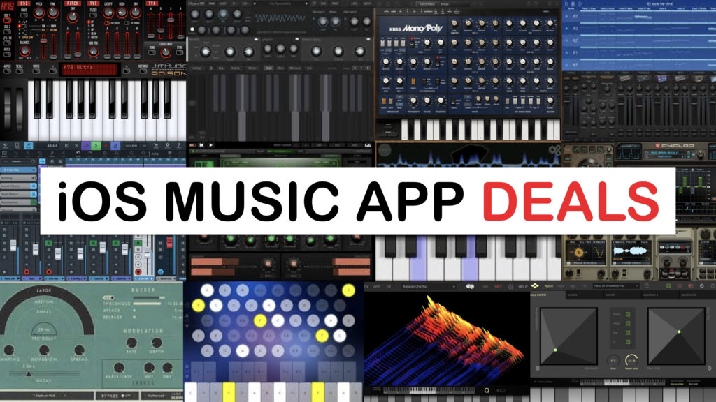 iOS Music App Deals