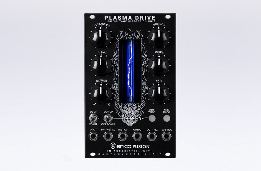 Erica Synths Gamechanger Audio Plasma Drive