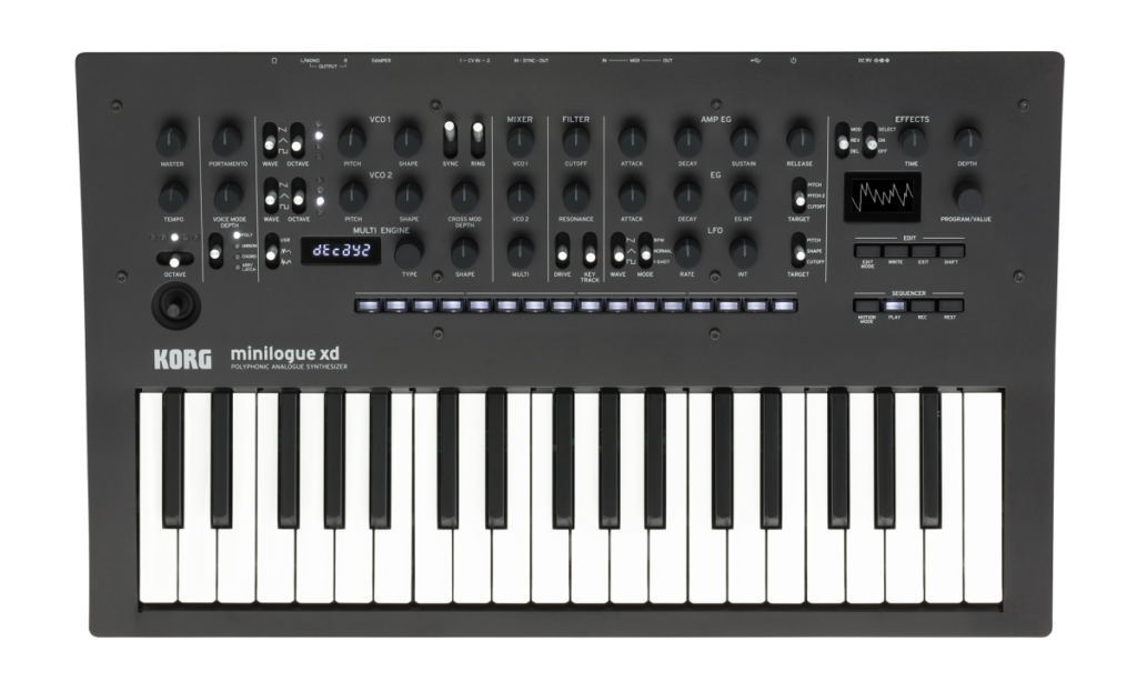 Ultimate Patches Minilogue XD
