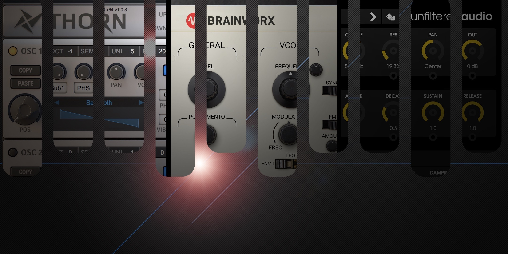 Plugin Alliance Virtual Instruments
