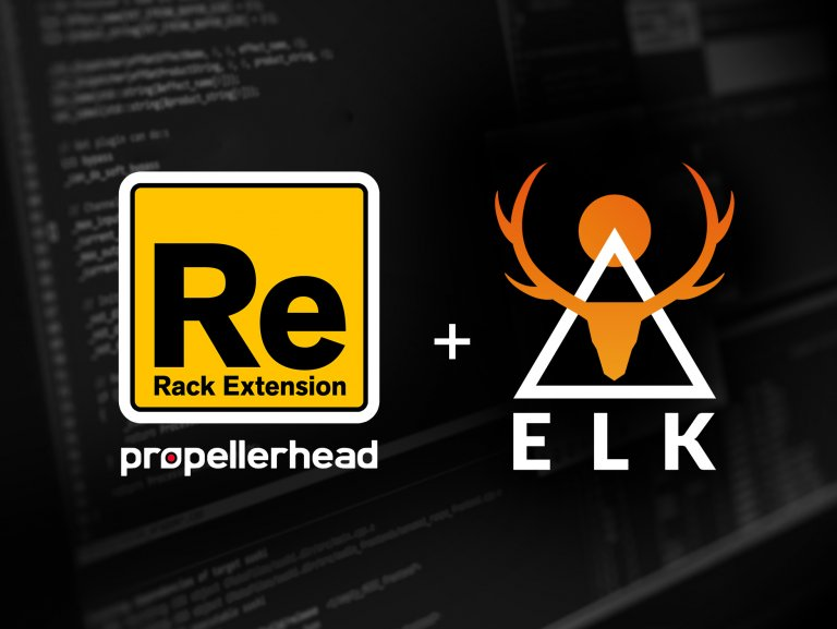 Propellerhead Software Rack Extension In Hardware!