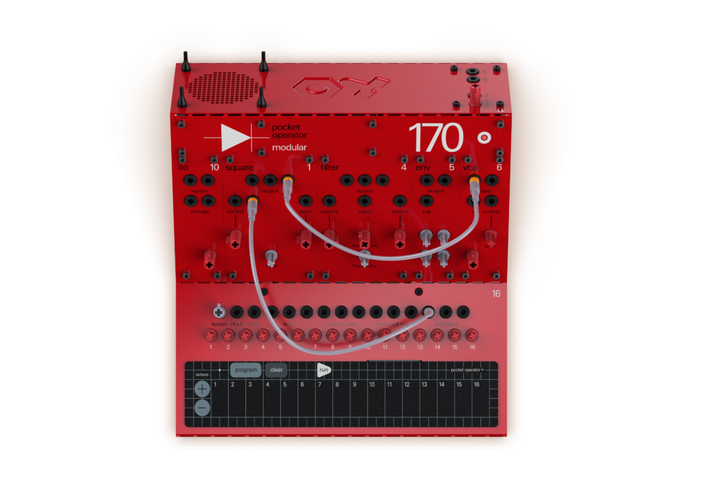 Teenage Engineering Pocket Operator Modular 170