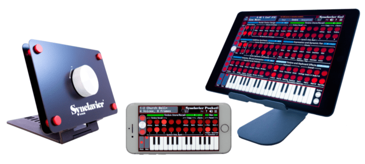 Synclavier Synthesizer iOS