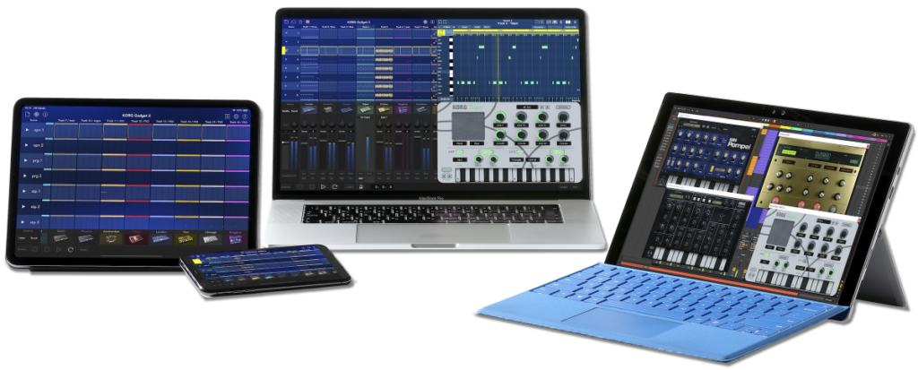 KORG Gadget 2 PC Mac