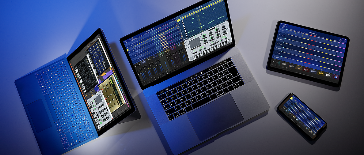 KORG Gadget 2 Plugins Are Now Available For PC & Mac!