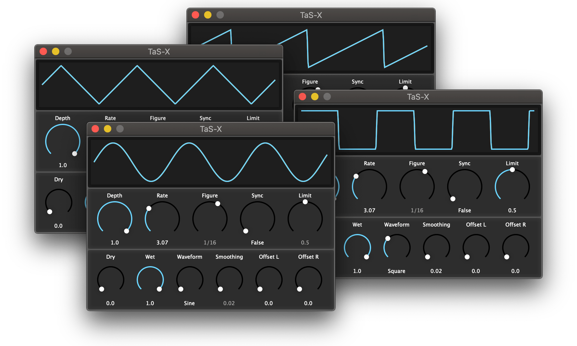 Beijaflor TAS-X Is A Free Stereo Tremolo & Slicer Plugin PC / Mac!