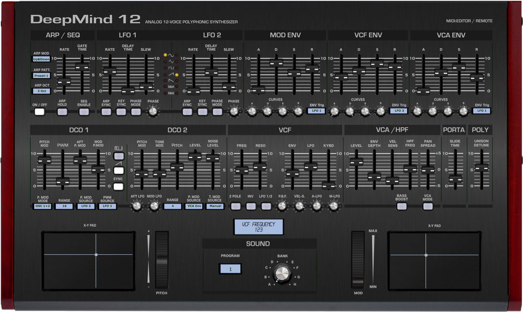 Momo DeepMind 12 Editor/Controller (Plugin/Standalone) Out Now!