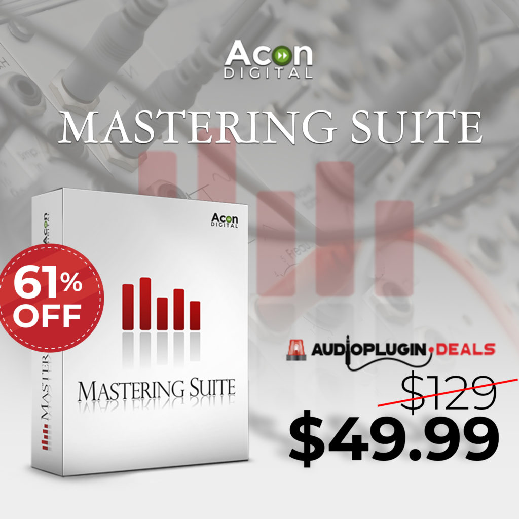 Acon Digital Mastering Suite