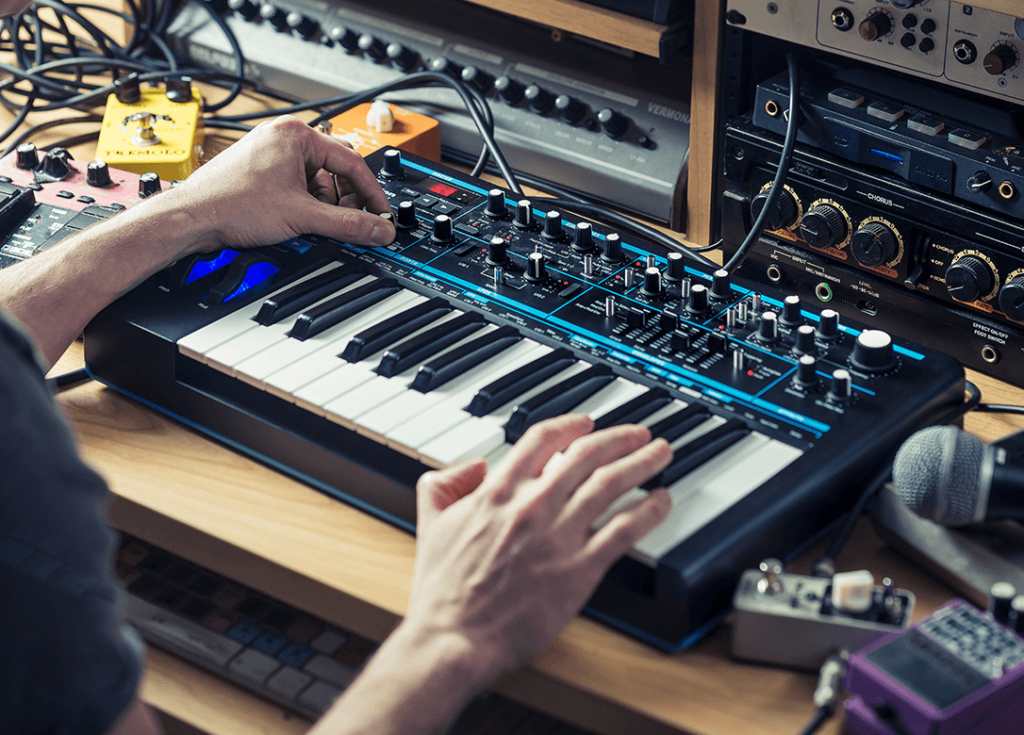Novation Bass Station 2 : novation bass station ii firmware update adds aphex twin mode ~ Hamham.info Haus und Dekorationen