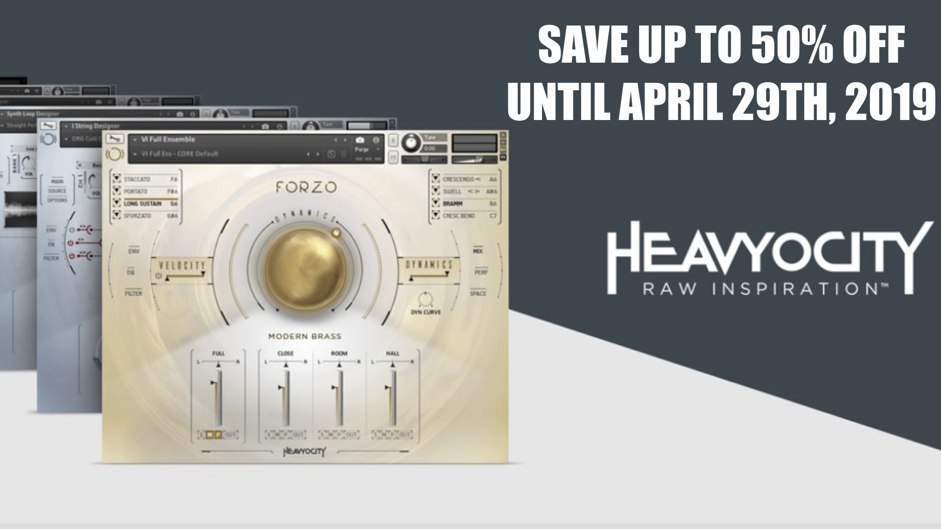 Heavyocity Sale