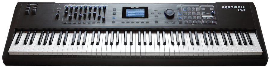 Kurzweil's All New PC4 Keyboard Features A FM Engine