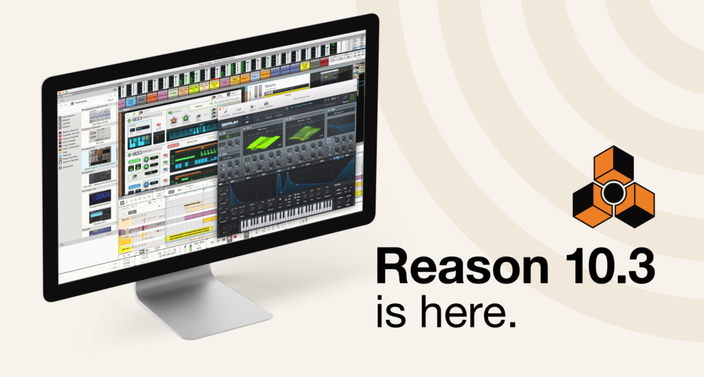 Propellerhead Software Reason 10.3