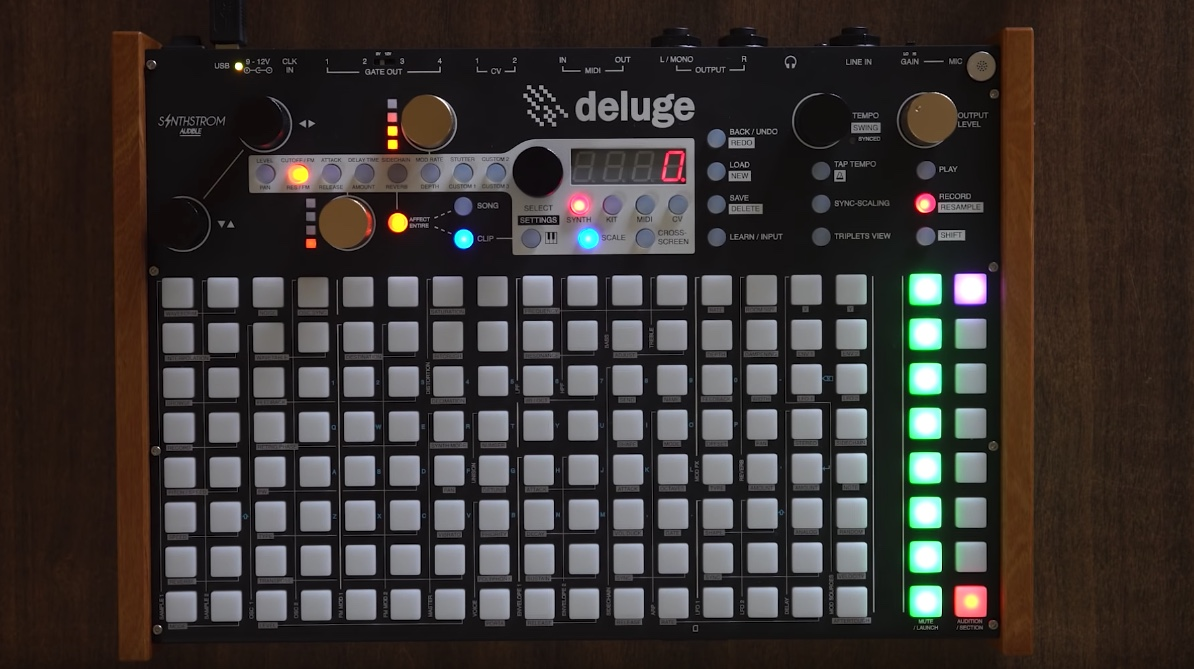 Synthstrom Audible Deluge 3.0