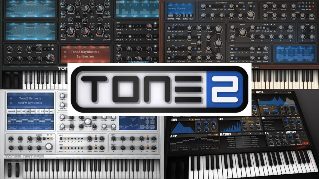 Tone2 Synthesizer Plugins