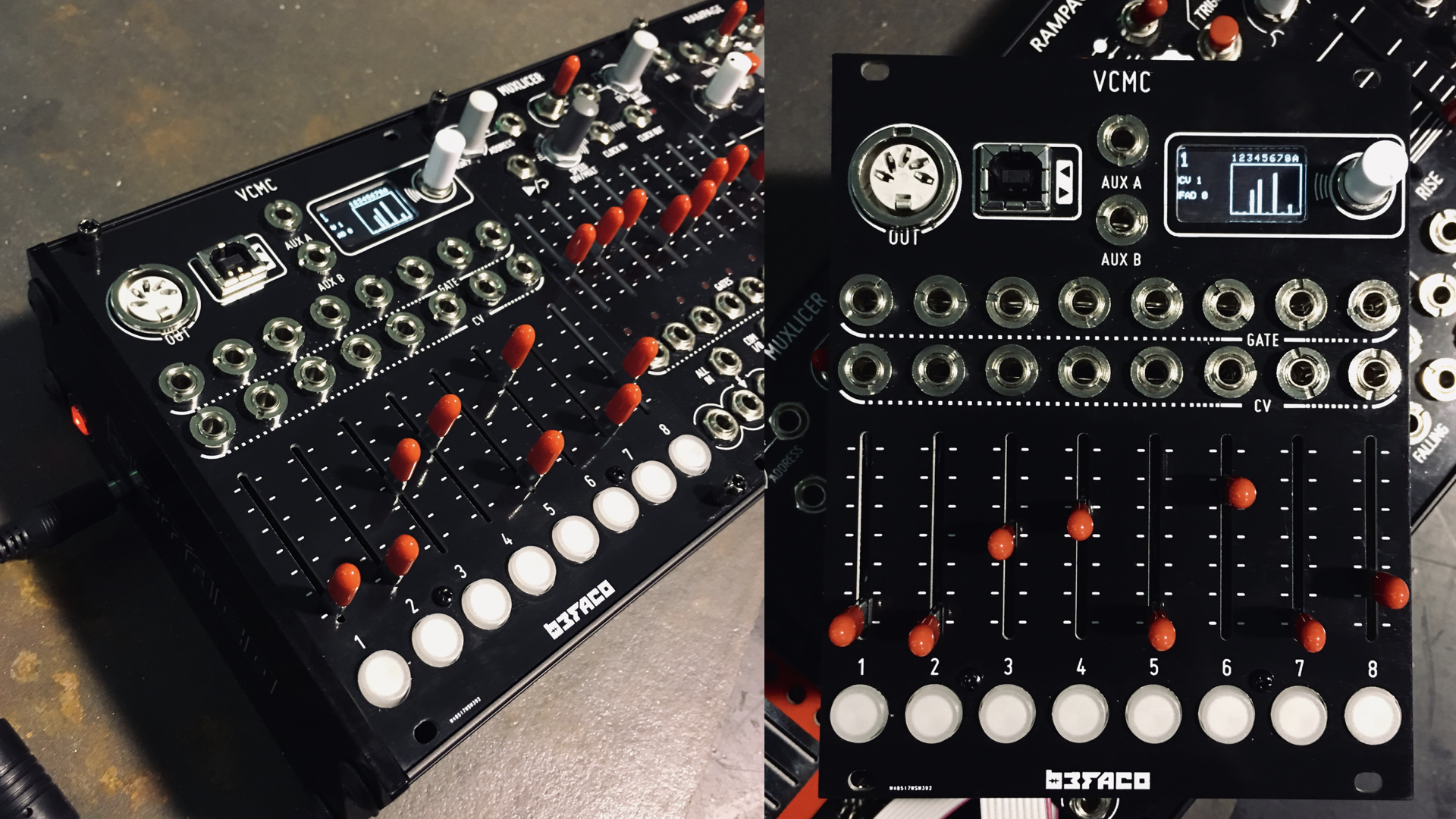 Befaco Reveals VCMC Voltage Controlled MIDI Controller Ahead