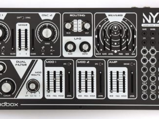 analog synth Archives - SYNTH ANATOMY